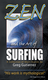 Zen and the Art of Surfing book